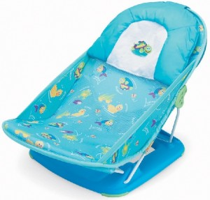 The Summer Infant Baby Bather has been recalled due to risk of fall and head injury.