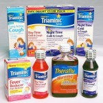 triaminic & theraflu recall